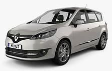 Защиты двигателя на Renault Scenic (с 2017 --)