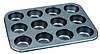Форма для выпекания кексов с антипригарным покрытием Con Brio CB-533 | форма для выпекания Con Brio