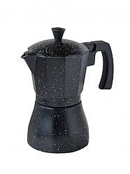 Гейзерна кавоварка Con Brio CB-6806 на 6 чашок | турка Con Brio
