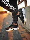 Чоловічі кросівки Adidas Falcon, Black, фото 2