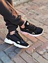 Чоловічі кросівки Adidas Falcon, Black, фото 3