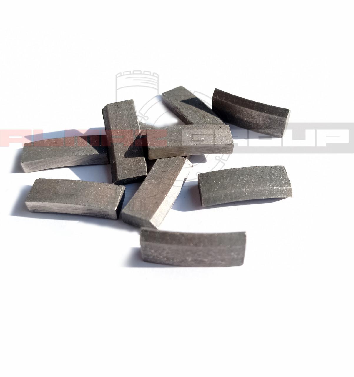 Реставрация алмазных коронок Ø 62 сегментом Standart-Х по выгодной цене.