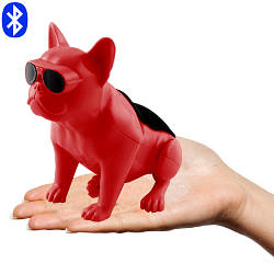 Портативная Bluetooth колонка Aerobull DOG S5, c функцией speakerphone колонка собака