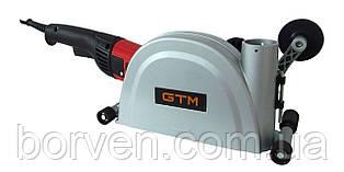 Штроборіз GTM WC125/1400E