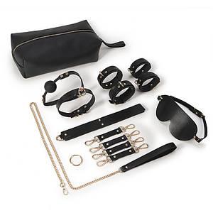 Набор для БДСМ Black Luxury 8