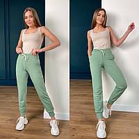 Жіночі штани двухнитка 42-44; 46-48