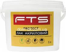 """Акриловый лак ФТС для фасадных видов работ """"PROTECT"""""""