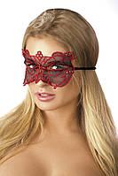 Черно-красная маска Excellent beauty M-407