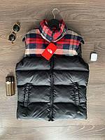 Мужская жилетка The North Face весенняя черная