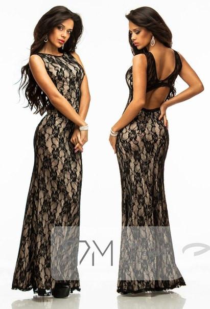 9d7608070a6 Элегантное вечернее длинное женское платье