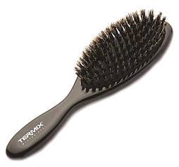 Массажная щетка для нарощенных волос с натуральной щетиной Termix P-NEUTX-JB01P