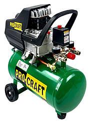 Компрессор воздушный ProCraft 24-1 (24 л)