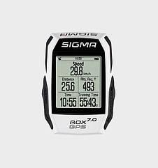 Велокомпьютер Sigma Sport Rox 7.0 GPS