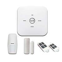 Комплект беспроводной GSM+ WIFI сигнализации PIPO WL-10GDT