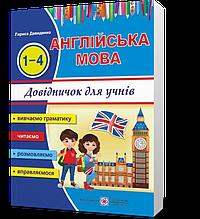 Довідничок з англійської мови для учнів початкових класів,   ПІП