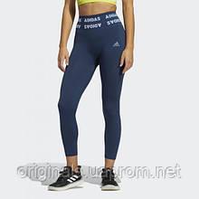 """Штани спортивні adidas """" Training Aeroknit 7/8 GM5155 2021"""