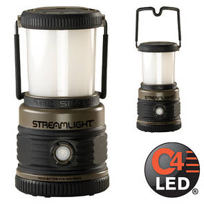 Оригинал Полеовой фонарь Streamlight SIEGE Outdoor Lantern, Coyote Ultra-Compact Floating 44931 Койот (Coyote)