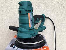 Шліфмашина для стін і стелі Sturm DWS6075SLM+ 10 кіл в подарунок., фото 3