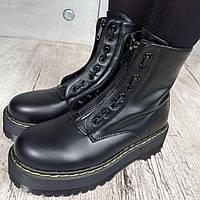 Ботинки женские Kamengsi K221 BLACK