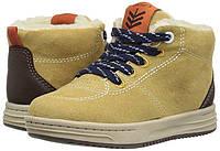 Ботинки Carters детские тёплые EUR 20 23 US 5 7 прошитая подошва оригинал Картерс 20