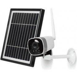 Уличная камера видеонаблюдения Y9 с солнечной панелью