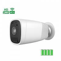Wi-fi Автономная IP камера Patrul WIP-B200B уличная