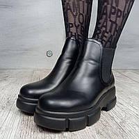 Ботинки женские Stilli RT39-1 BLACK