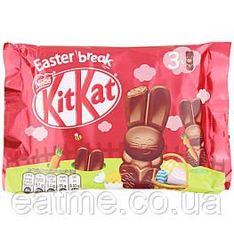 KitKat Набор из 3-з шоколадно-Вафельные зайчиков 87g