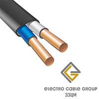 Електричний кабель ЗЗЦМ ВВГПнг 2х1.5