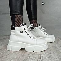 Ботинки женские Violeta Wonex D3-1 WHITE