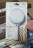 Силіконова масажна насадка для зубних щіток легкого масажу, очищення обличчя і зняття макияж1 шт., фото 3