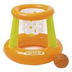 Баскетбольное кольцо 67*55см, Intex, 58504
