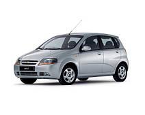 Chevrolet Aveo Хэтчбек (2005 - 2008)