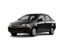Chevrolet Aveo Седан (2002 - 2006)