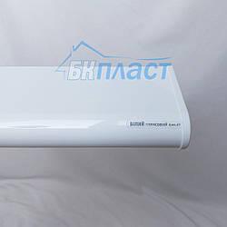 Підвіконня PLASTOLIT (Пластоліт) Глянець біле