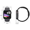 Фитнес браслет Smart Band T89 с шагомером пульсометром танометром Спортивные наручные умные смарт-часы IP67, фото 4