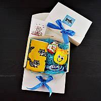 Подарочный набор детский со сладостями