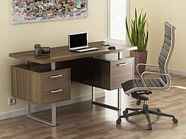 """Письмовий стіл """"L-81"""" Loft design (4 варіанти кольорів)"""