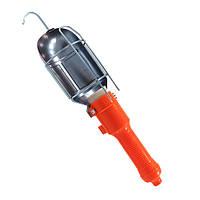Фонарь с выключателем и крюком АВаТар Е27 пластик