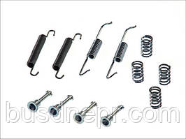 Комплект пружинок барабанних гальм зад BMW X5/VW T5/TOUAREG 02 - 185х30D3956A /BMW 3 (E90-93)/ 5 (E60/E61)/