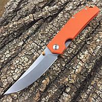 Ніж GiantMouse Vox Anso ACE Clyde G10 (Replica) Orange