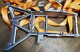 Кронштейн фари DAF XF105 XF95 кріплення фари ДАФ ХФ105 ХФ95 тримач фари павук, фото 2