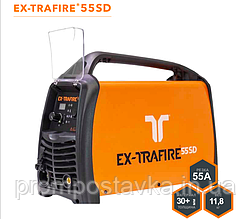 Аппарат плазменной резки EX-TRAFIRE 55SD 400В с резаком Thermacut  5 м