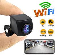 WI-FI камера заднего вида для легковых автомобилей, HD разрешение