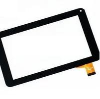 """Оригинальный Сенсор (Тачскрин) для планшета 7"""" ZJ-70065B FHX (186*104 мм, 30pin) (Черный-Самоклейка)"""
