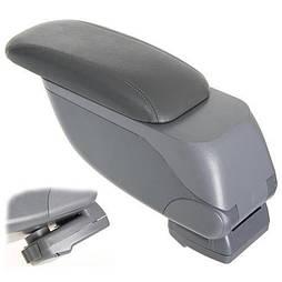 Подлокотник  автомобильный серый Vitol HJ48014 G2gy/gy