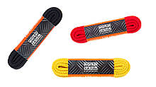 Міцні шнурки для взуття Worker Walker STR PRO круглі