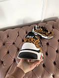 Стильные женские кроссовки ASH Leopard, фото 7
