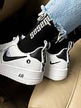 Стильные женские кроссовки Nike Air Force 1 / Найк Аир Макс, фото 2