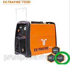 Аппарат плазменной резки Thermacut (Термакат) EX-TRAFIRE® 75SD с резаком ручной